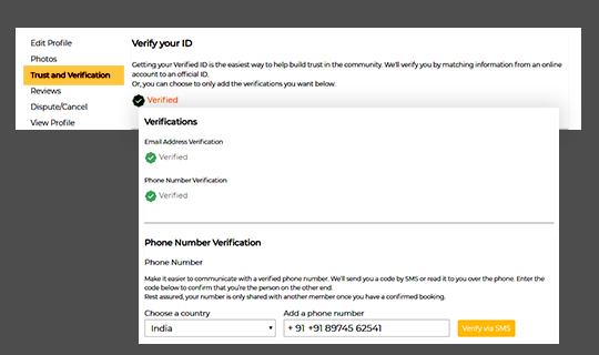 Host Verification