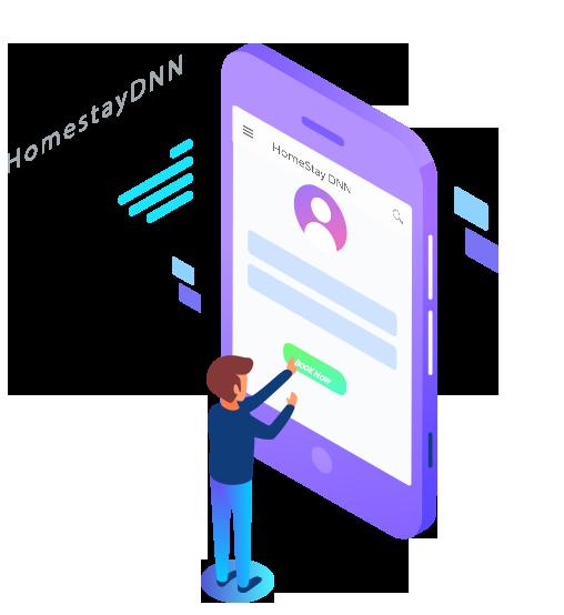 HomeStayDNN - Mobile App