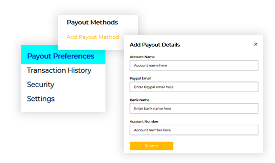 Payout Preference